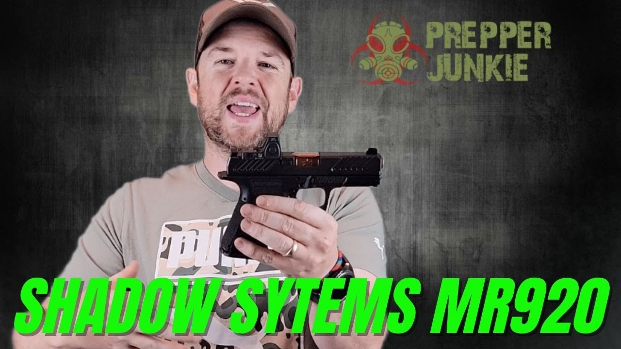 Shadow Systems MR920 Combat - Just another Glock Clone?