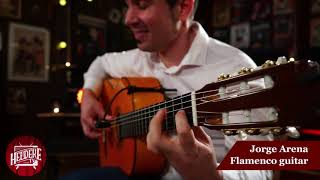 Online Flamenco guitar concert at Heldeke Baar (Tallinn) 11.04.2021