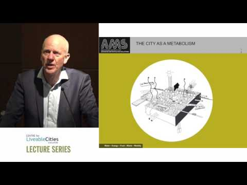 Panel: Circular Cities, Improving Liveability & Economic Climate in Amsterdam