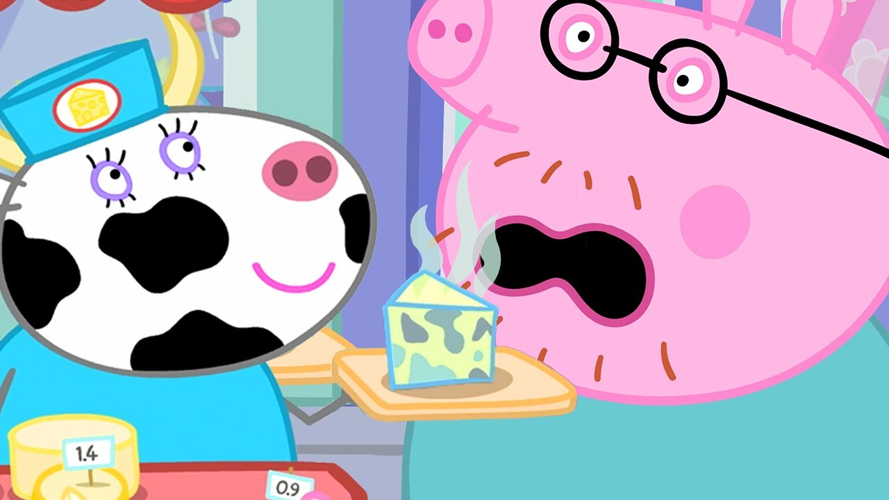 Peppa Pig Italiano - Un affare al mercato per Peppa Pig! - Collezione Italiano - Cartoni Animati