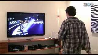 Testamos Star Wars Kinect
