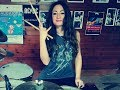 AC/DC - THUNDERSTRUCK - DRUM COVER by CHIARA COTUGNO
