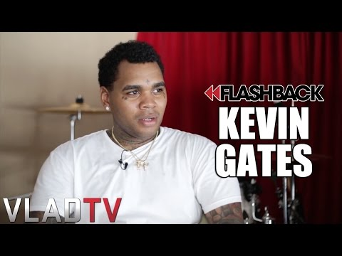 Flashback: Kevin Gates: Juvenile Criminalized Me, Took Away Fear of Jail