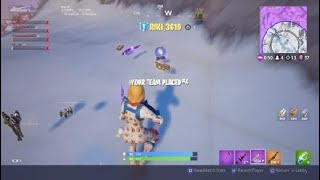 Fortnite squad lynx skin 13 kill