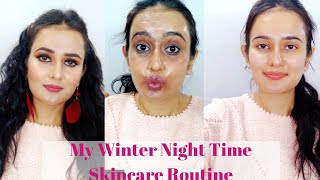 My Winter Night Time Skincare Routine   Simple & Easy Routine  SWATI BHAMBRA