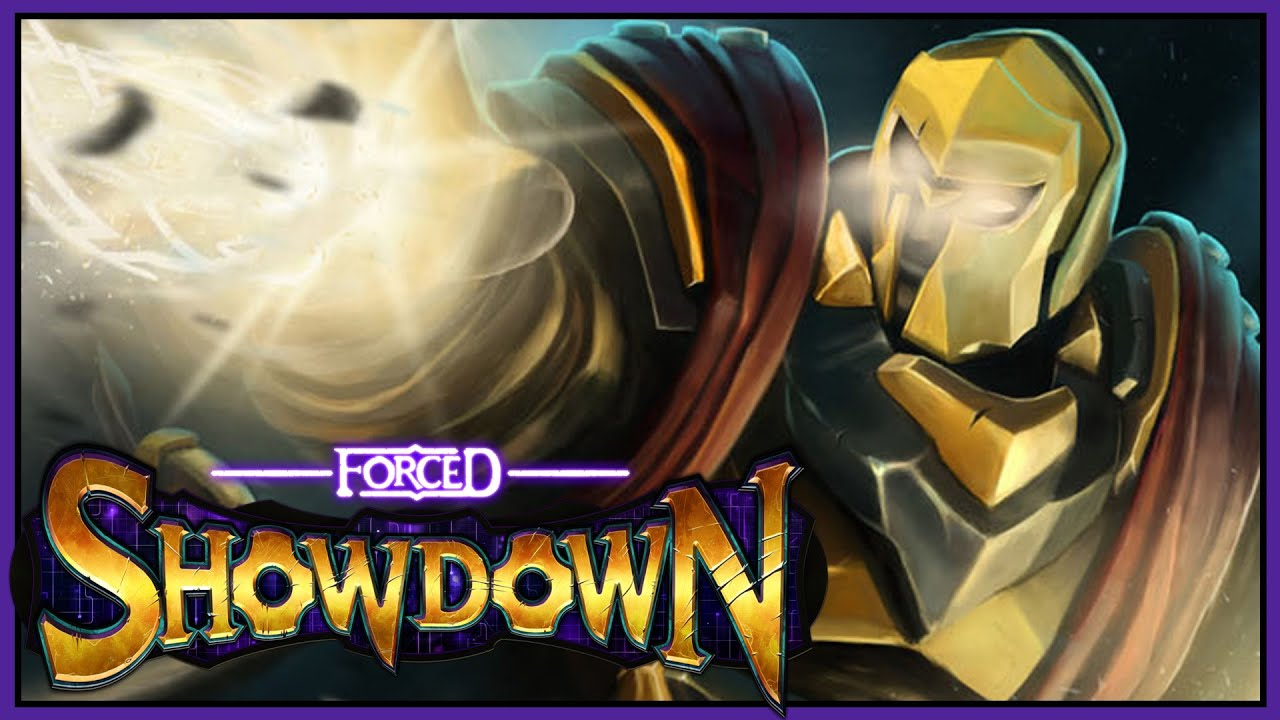 Forced Showdown Gameplay twisted plays forced showdown - diablo meets hearthstone [let's play  forced showdown gameplay]