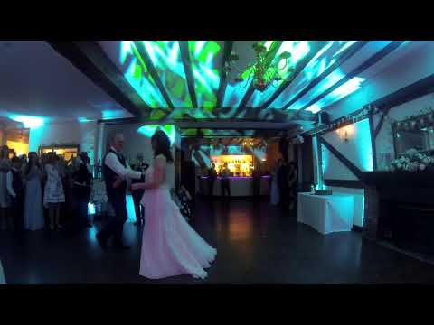 Julie& Tony's 1st Dance - presented by Disco Inferno Mobile Disco