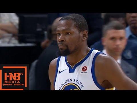 Golden State Warriors vs Minnesota Timberwolves 1st Half Highlights / March 11 / 2017-18 NBA Season