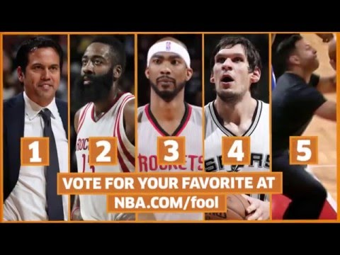 Shaqtin' A Fool: Who's This Guy?