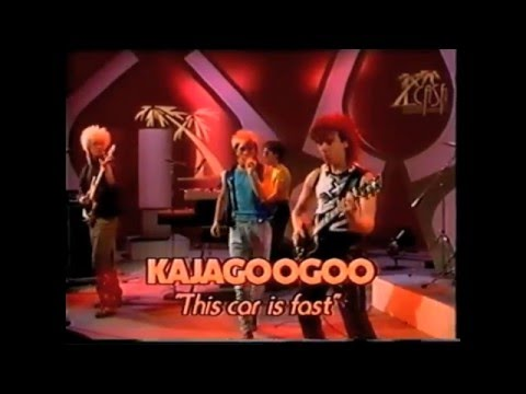 This Car is Fast - Kajagoogoo