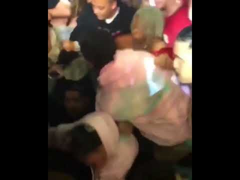 Xxxtentacion Gets Punched and Punches Back at Rolling Loud Fest