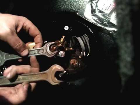 Прямой газовый фитинг ALEX D6 для термопластиковой трубки ГБО .