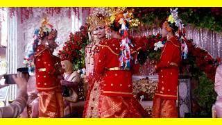 Tari Pagar Pengantin Wedding Melda Sh Tbm Hesti Mora