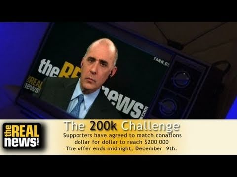The 200k Challenge Live Webcast opens with questions from callers
