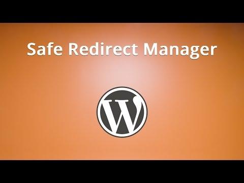 Safe redirect wordpress