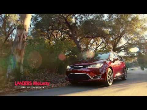Meet the 2017 Chrysler Pacifica