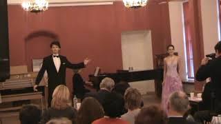 Юлия Ива и Павел Иванов (Оперетта-Лэнд 2011)