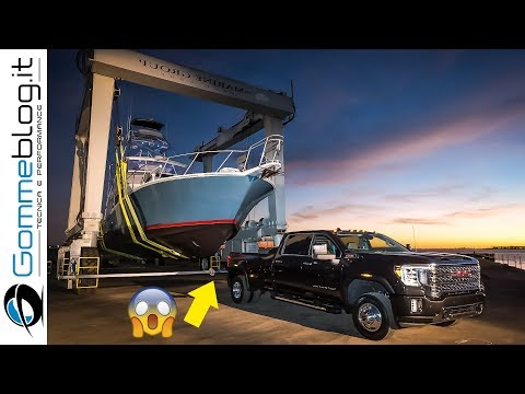 2020 GMC Sierra Heavy Duty (2500HD and 3500HD) - BIGGER, STRONGER and SMARTER