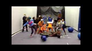 Odessa College Sotball Harlem Shake Video.wmv