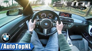 2018 BMW 2 Series Coupe 230i M Sport POV Test Drive by AutoTopNL