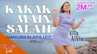 Download lagu Vita Alvia - Kaka Main Salah (Official Music Video) | Mo Bikin Apa Lei Mo Bagaimana Lei Kentrung