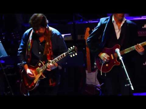 Terry Reid, Mick Taylor etc, White Room Jack Bruce Night 25 Oct 2016
