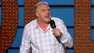Greg Davies on Thai Massage - Live at the Apollo - Series 6 - BBC Comedy Greats