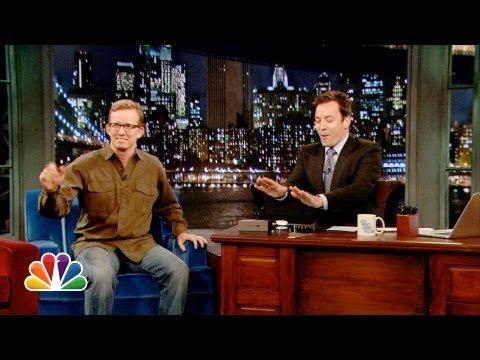 Web Exclusive: Is This the New iPhone Late Night with Jimmy Fallon