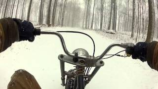 Blowing Gasket On Mini Bike
