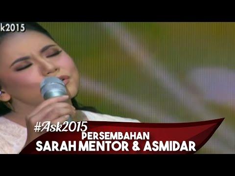#ASK2015 -  Sarah Mentor & Asmidar