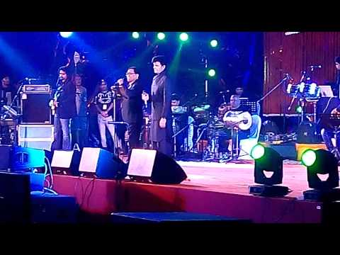 sonu nigam father song
