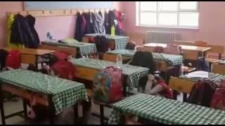 28 Şubat Sivil Savunma Günü  Okul Tahliye Tatbikatı