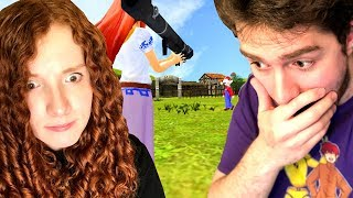 He asked the WRONG GIRL for her PHONE NUMBER!!