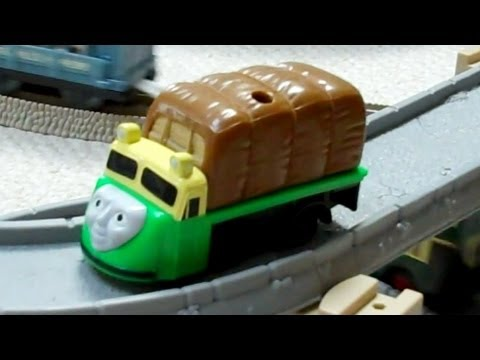 Trackmaster Madge - YouTube