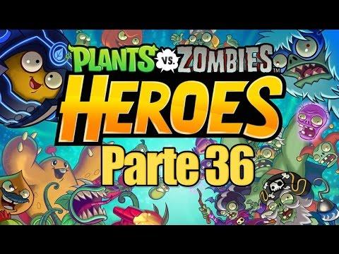 Plants Vs Zombies Heroes - Parte 36 El Jefe Z-Mech - Español