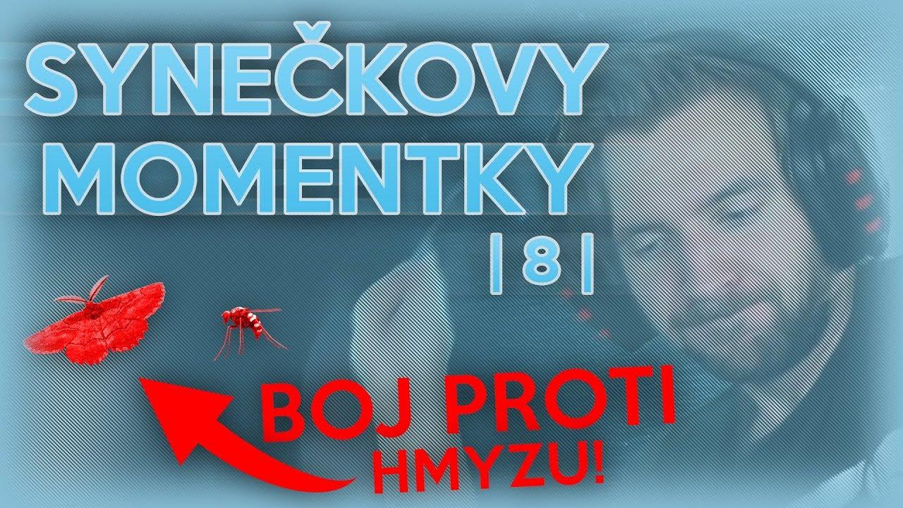 BOJ PROTI HMYZU! | Synečkovy Momentky #8