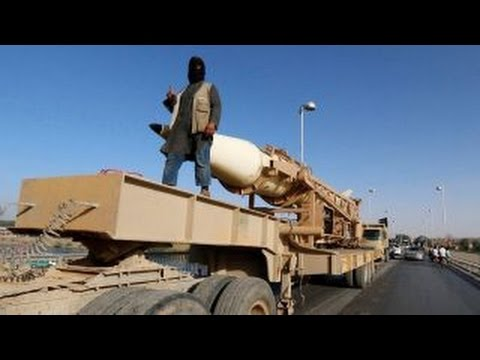 The bomb making process for ISIS