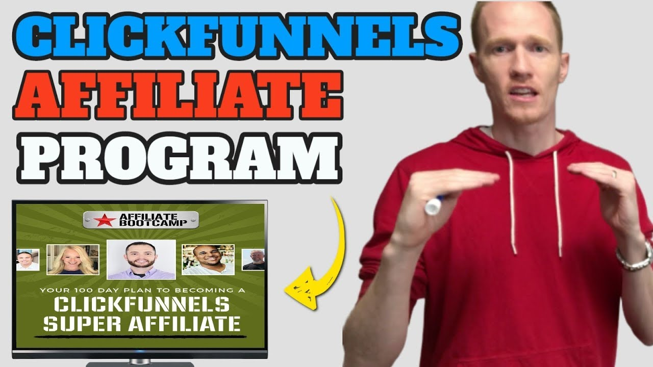 ClickFunnels Affiliate Program Review with FREE Affiliate Bootcamp Training