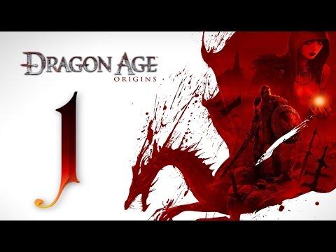 Прохождение Dragon Age: Origins - Серия 1: Маг