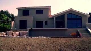MCA Maisons : Une Maison Contemporaine