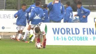 Austria vs Bulgaria - Ranking match 17/32 - Full Match - Danone Nations Cup 2016