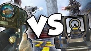 The History of WEIRD GUNS in Call of Duty... thumbnail