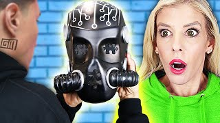 THE GAME MASTER IS REAL! (GM Face Reveal In Battle Royale to find Truth about Hacker) Rebecca Zamolo Video