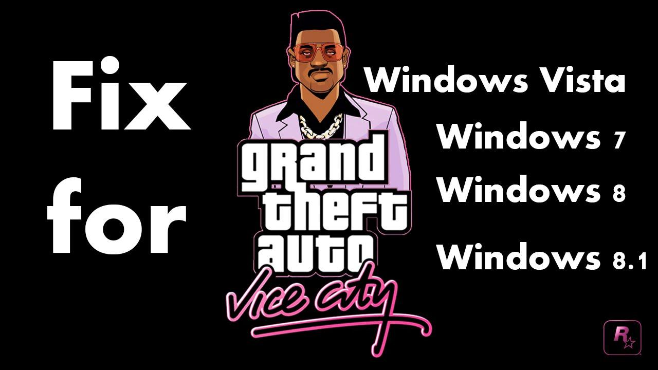 how to run gta original on windows 10