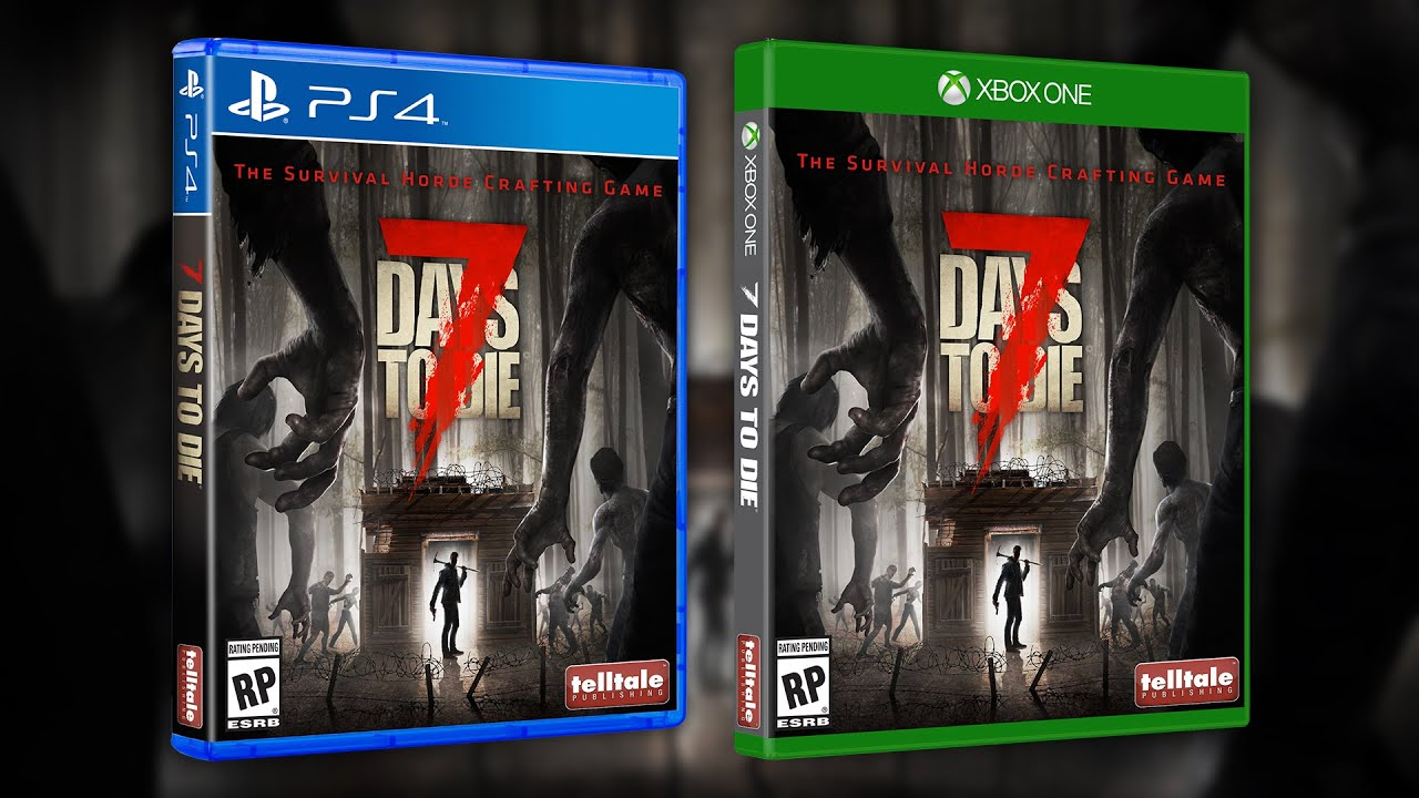7 days to die trailer coming to ps4 xbox one june 2016 for Cocinar en 7 days to die ps4