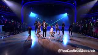 130521 - Psy (싸이) - Gentleman - Live Performance at DWTS Finale [HD][720p]