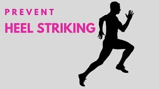Running tip 3-Simple drill to prevent heel striking