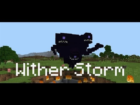 ✔Minecraft PE: How to spawn the Wither Storm