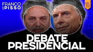 Análisis DEBATE PRESIDENCIAL 2019 - ¿Nadie vio esto...?