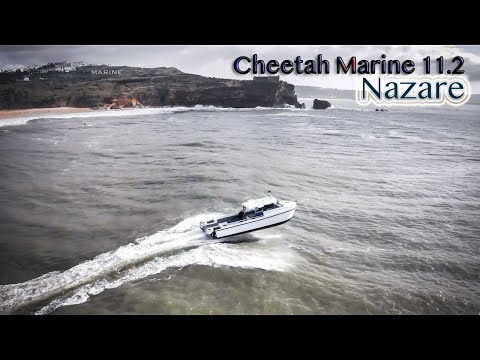 CHEETAH MARINE 11.2mt Catamaran - proudly made in Portugal -